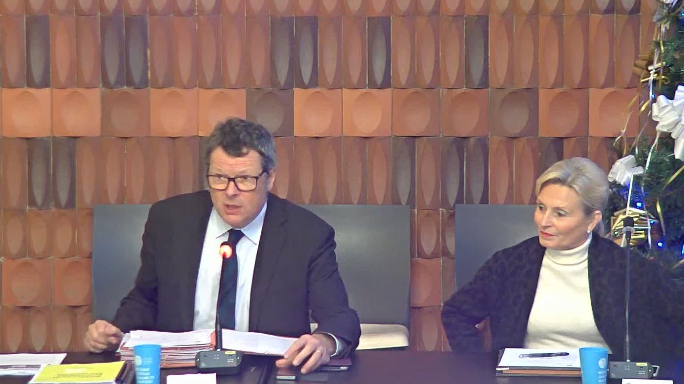 Conseil Municipal du 17 décembre 2018