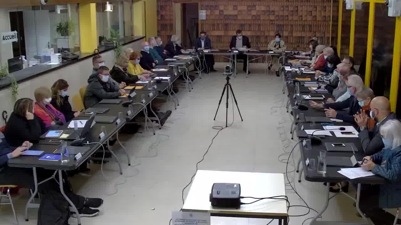 07 - Création d'un comité économique villarois (suite)