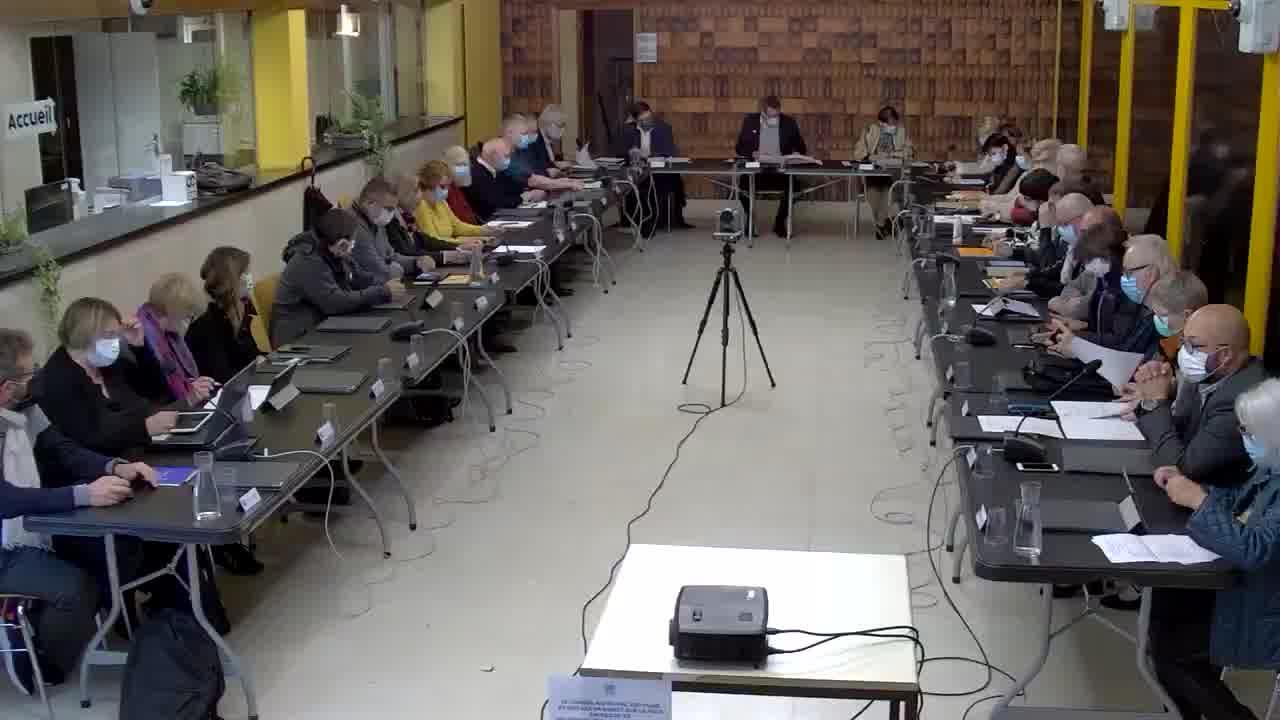 01 - Désignation de représentants du Conseil municipal au sein des Commissions Métropolitaines