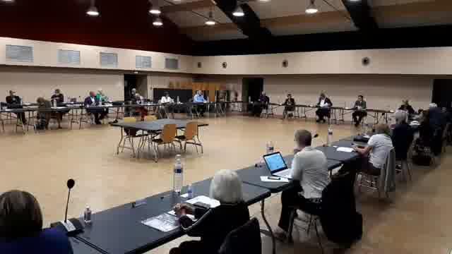 Conseil Municipal du lundi 25 mai 2020