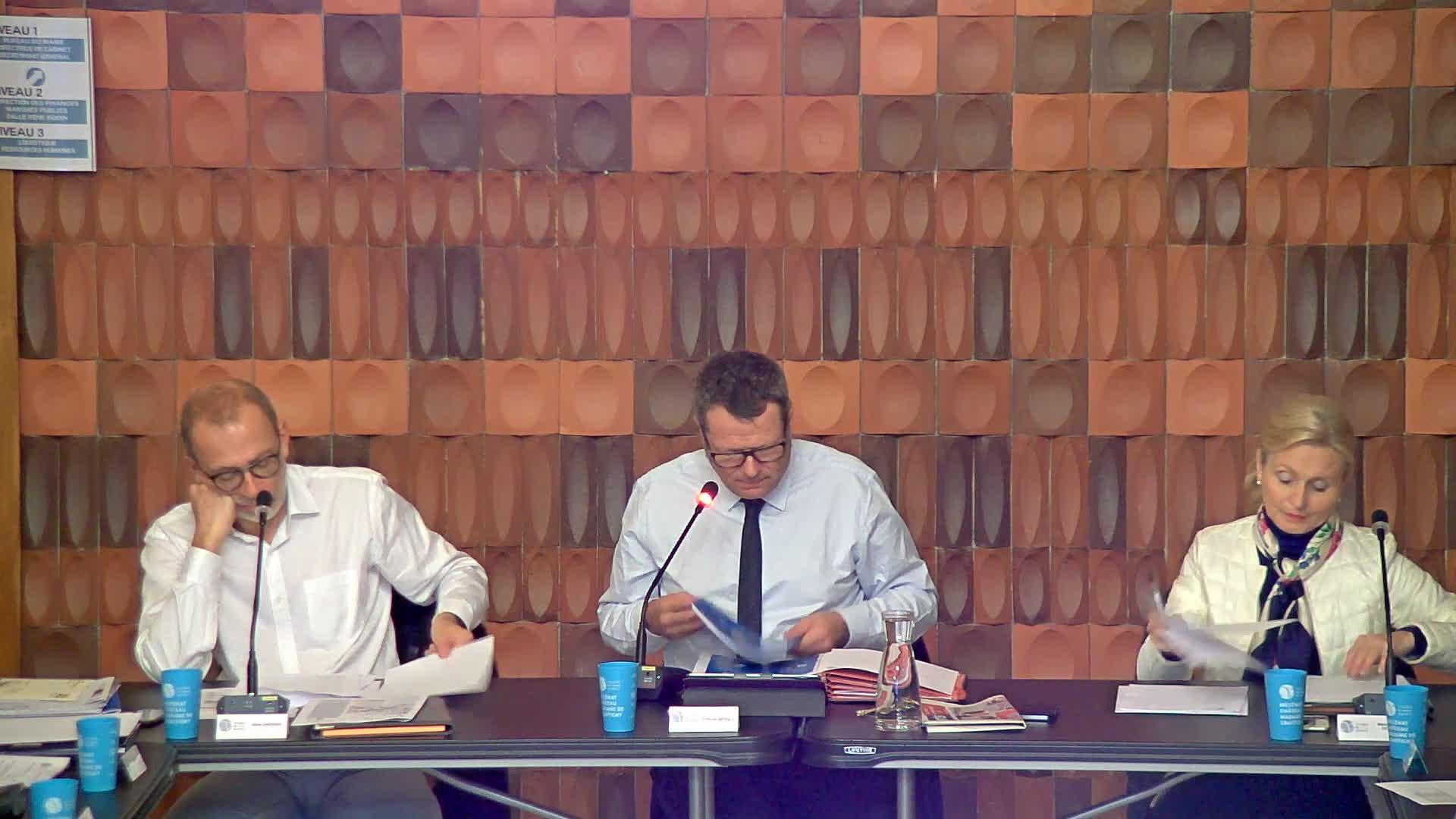 Rapport d'activité 2017 du Grand Nancy sur le Développement Durable