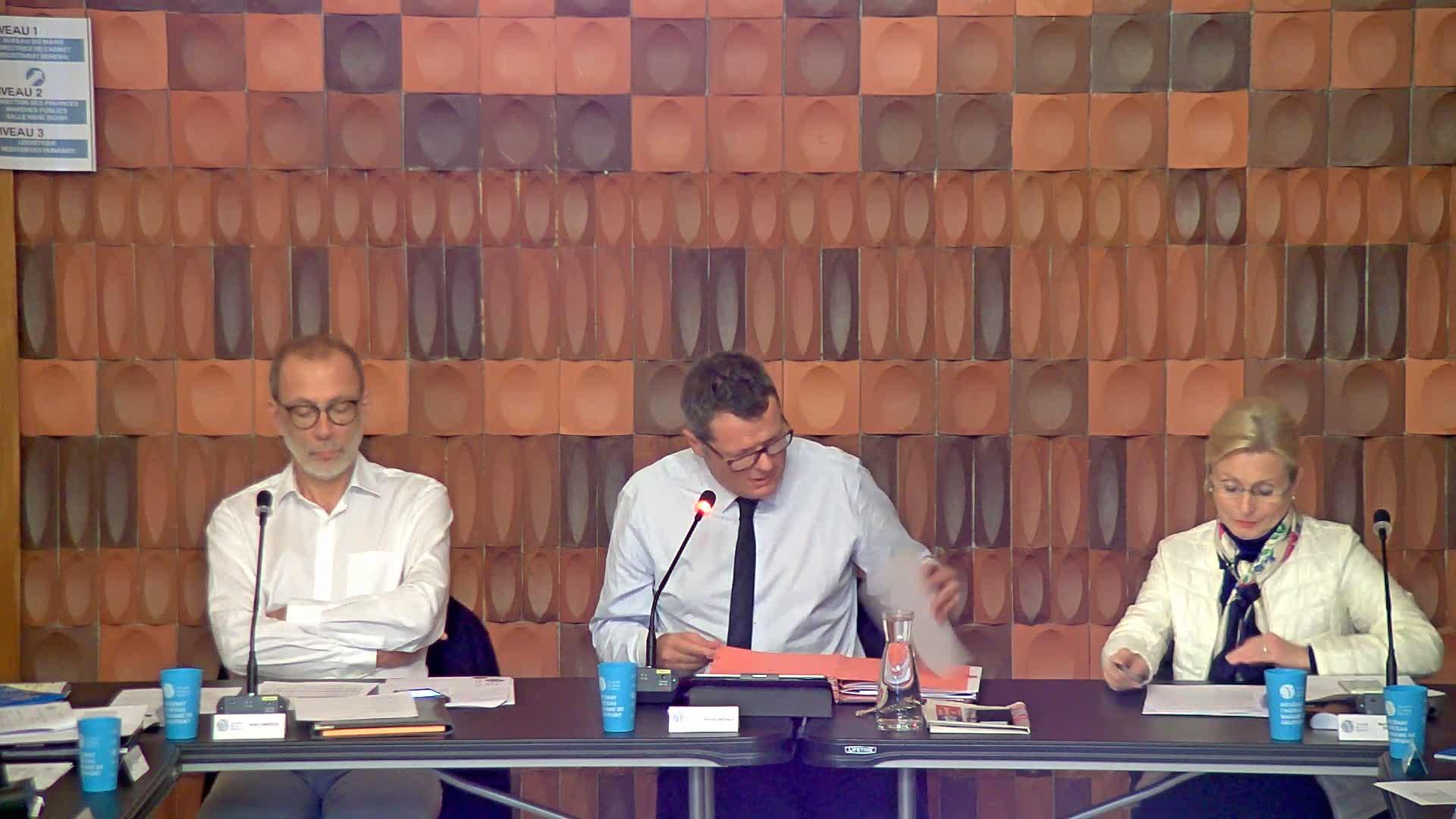 Forfait autonomie pour les résidences Paul Adam et Le Clairlieu - Avenant au Contrat d'Objectifs et de Moyens avec le Département