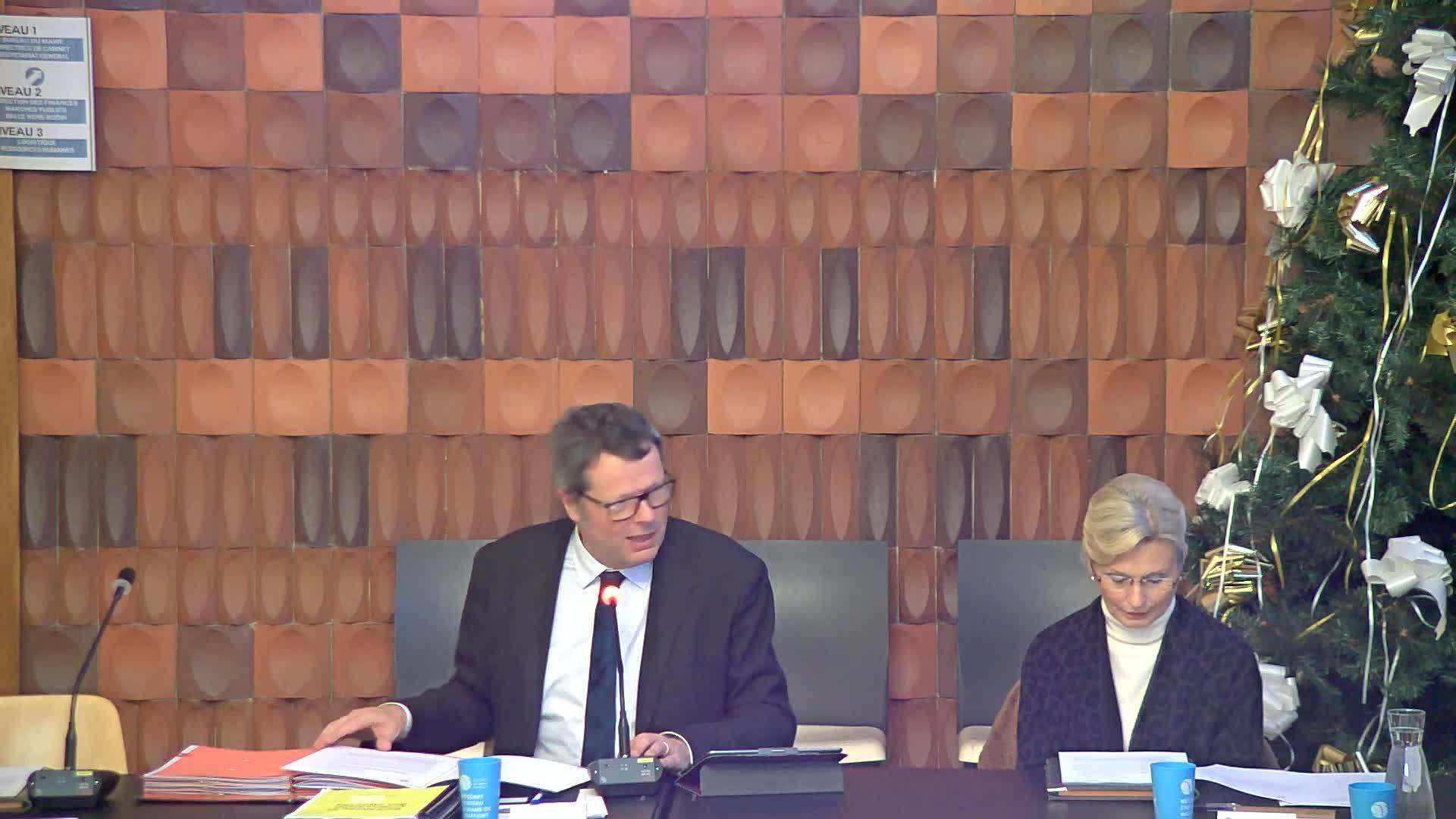 Travaux de réhabilitation de la résidence Paul ADAM - Demande de subvention DETR et du DSIL
