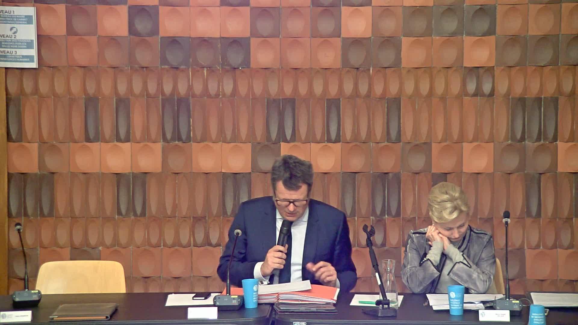 Adhésion à la Charte d'appropriation des propositions du vade-mecum de l'A.M.F sur l'attribution des places en crèche
