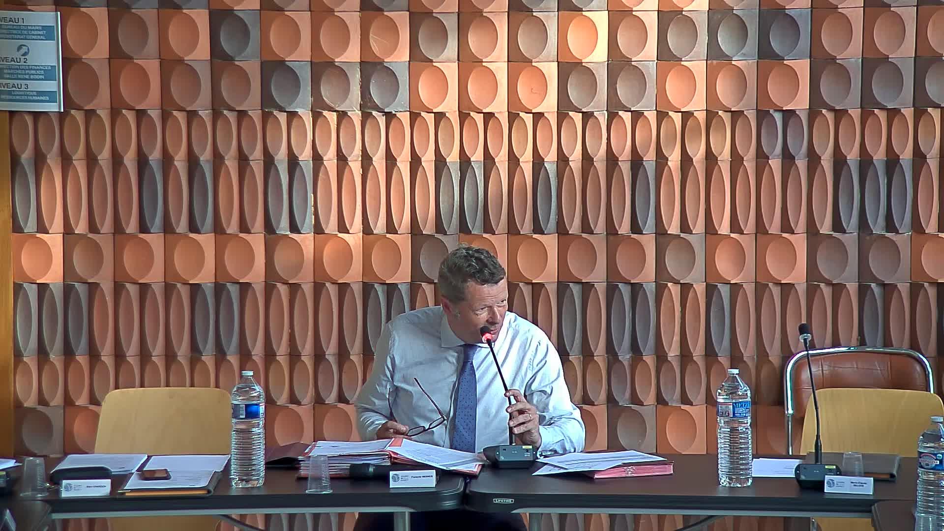 Conseil Municipal du 24 juin 2019