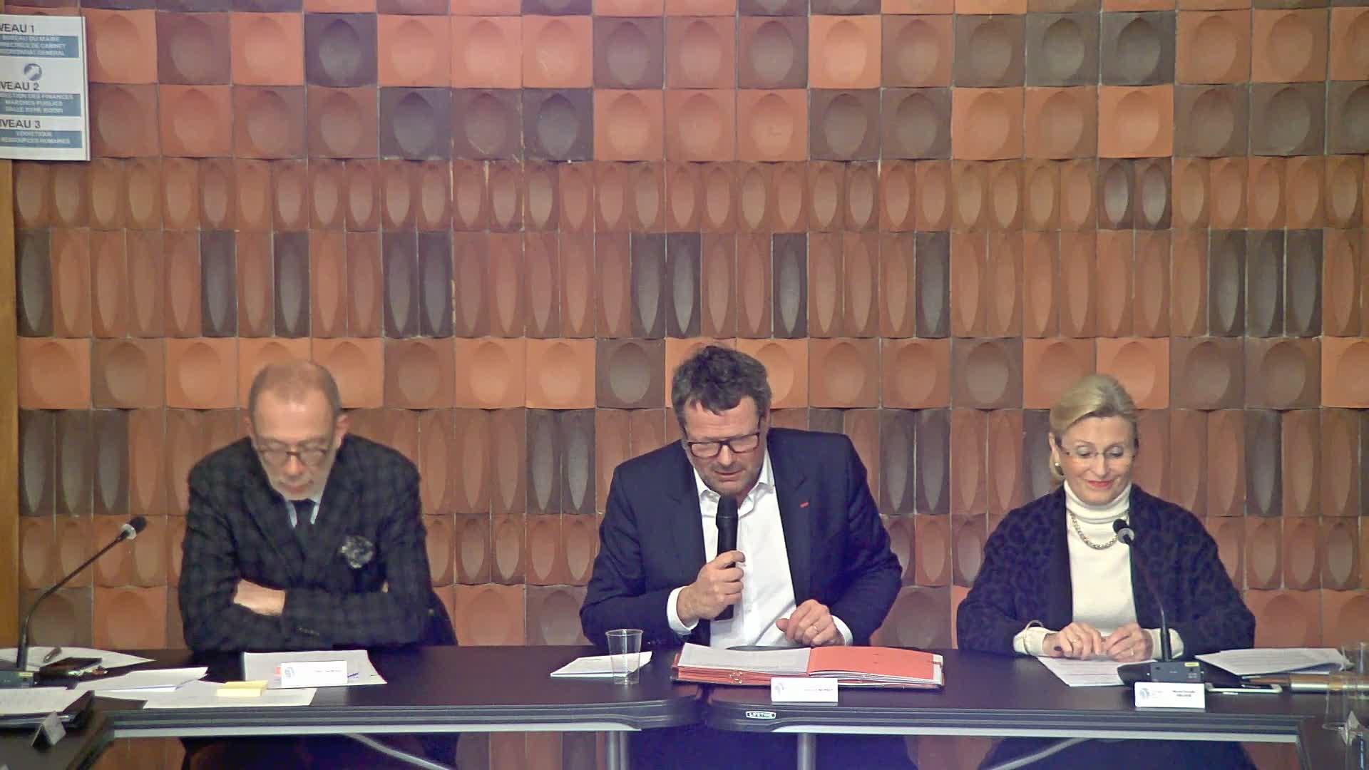 Convention de partenariat avec le CSED et le Domaine de l'Asnée