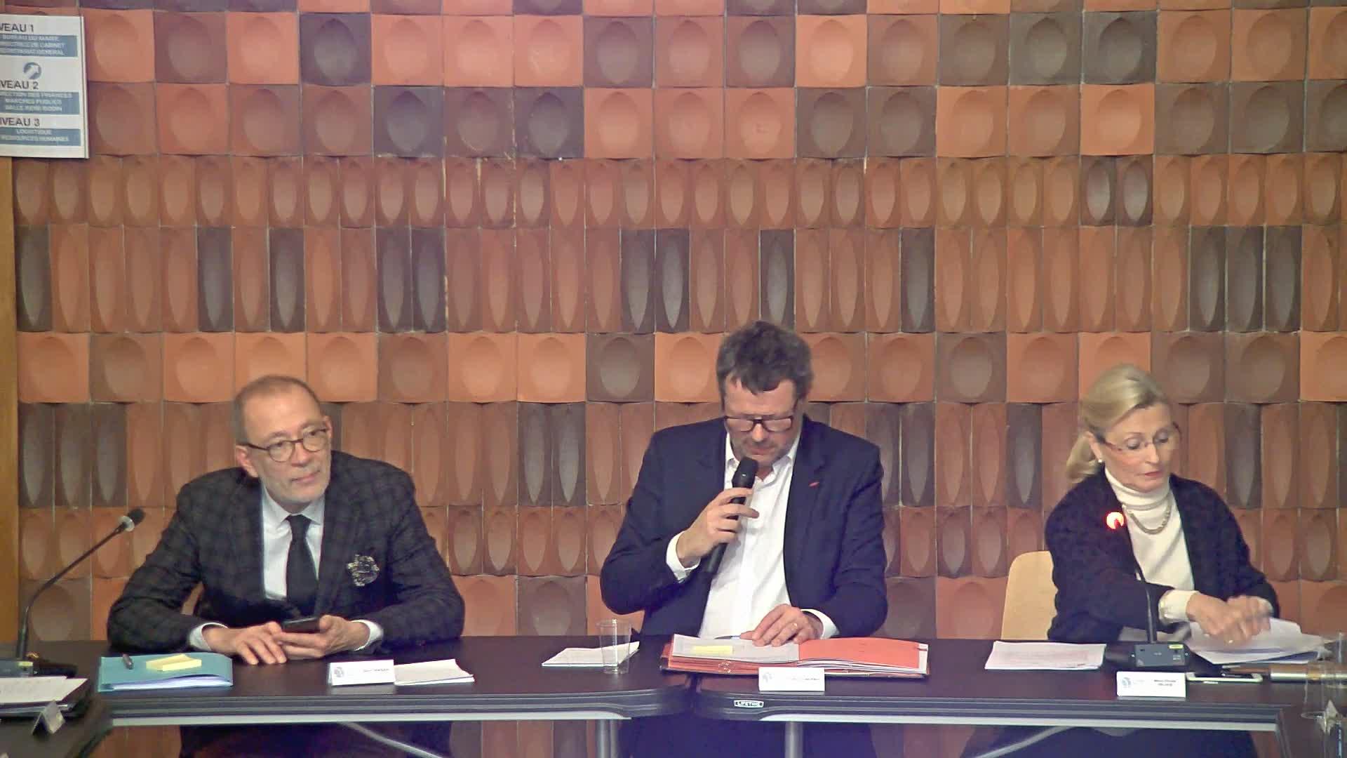 Convention de partenariat avec la Ville de Vandoeuvre-lès-Nancy